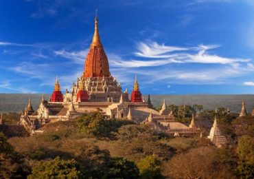 Visit Ananda Pagoda and attend its famous festival – one of Myanmar top attractions_02