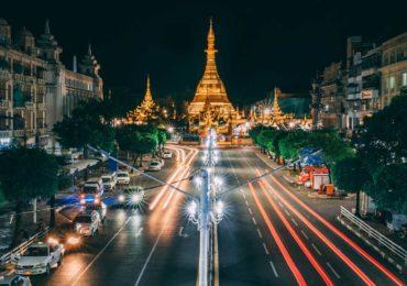 About Yangon